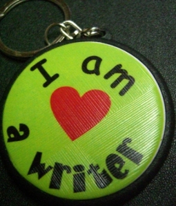 Key chain for workshop participants