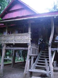 Rumah panggung - Kab. Bulukumba (dok. pribadi)