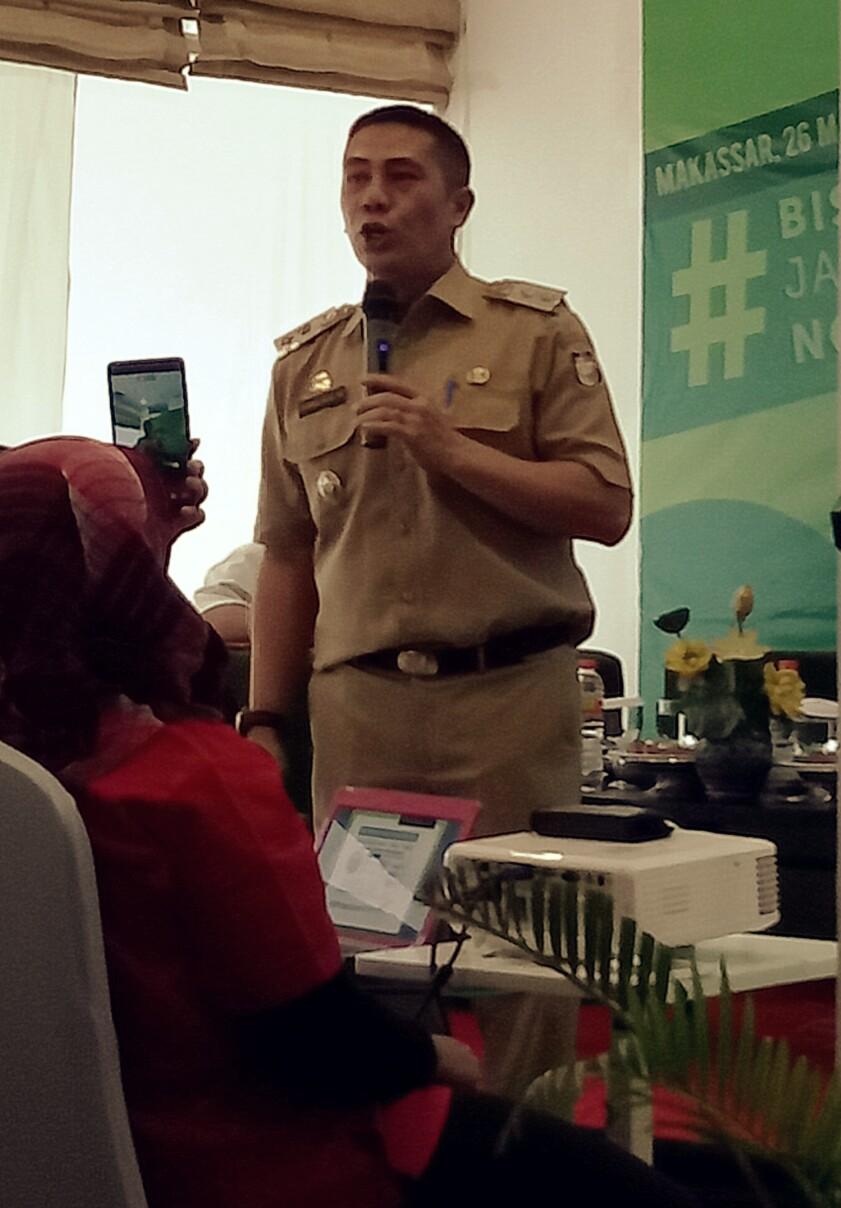 Bang Ical - Walikota Makassar mendukung penuh