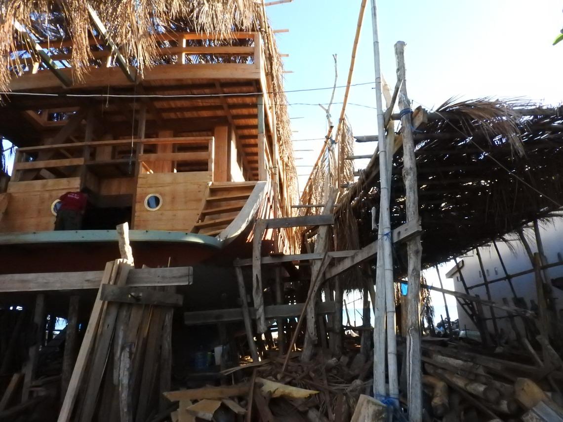 Industri perahu Pinisi sebagai sumber pasar bagi para petani hutan di Kabupaten Bulukumba